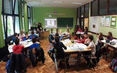Prijenosna računala podijeljena nastavnicima OŠ Vladimira Vidrića u Kutini